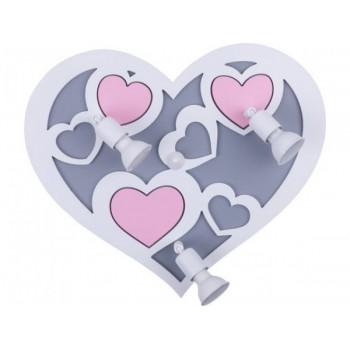 Lampa HEART III...