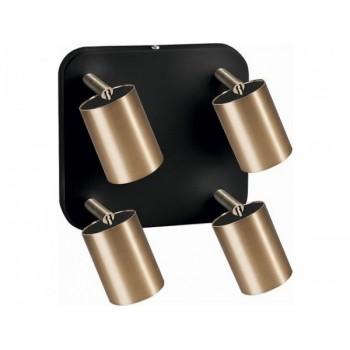 Lampa EYE SPOT brass 4...