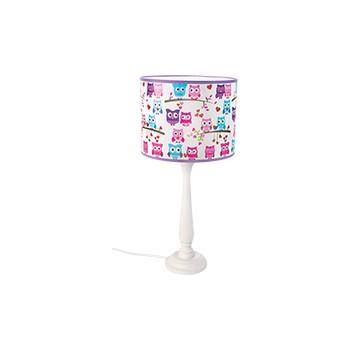 Lampa dziecięca stołowa z...
