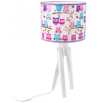 Lampa dziecięca stojąca,...