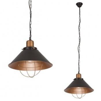Lampa wisząca loftowa,...