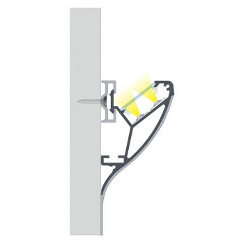 Profil aluminiowy CONVA...