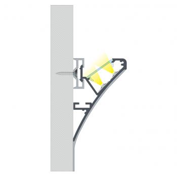 Profil aluminiowy LOGI...