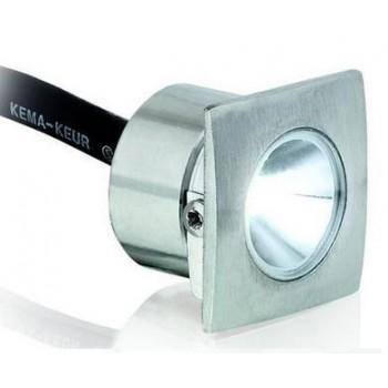 Lampa do zabudowy LED  typu...
