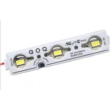 Moduł SAMSUNG- 3 x LED...