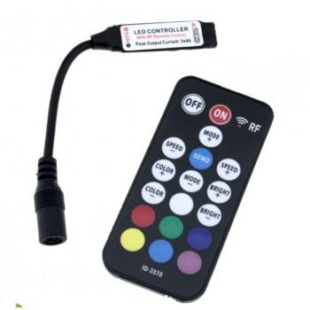 Sterownik RF RGB 18...