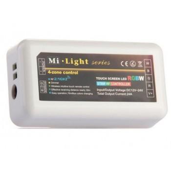 Sterownik RGB+W 4 strefy RF
