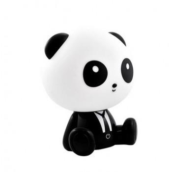 Lampka nocna- LED panda...