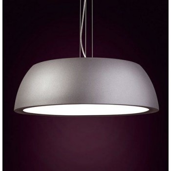 Lampa wisząca kolor srebrny...